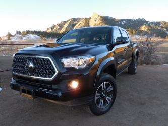 2018 Toyota Tacoma TRD PREMIUM SPORT 4X4, Double Cab, Low Miles